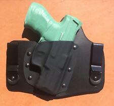 Leather Kydex Hybrid IWB holster for H&K VP9sk