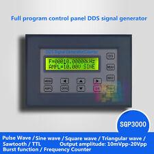 SGP3015 15Mhz Panel DDS Function Signal Generator Module Multi Waveform/PWM Test
