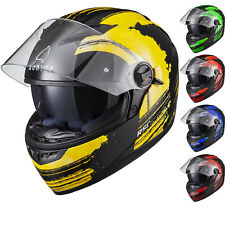 Agrius Rage SV Claw Motorcycle Helmet Full Face Pinlock Ready Motorbike Bike