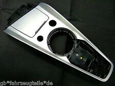 Audi TT TTS 8S Verkleidung Dekor Mittelkonsole Alu gebürstet 8S1863276 /IN661