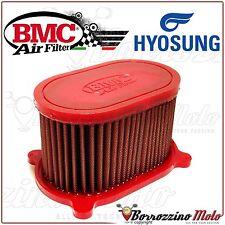 FILTRO DE AIRE DEPORTIVO LAVABLE BMC FM448/10 HYOSUNG GT 650 R SPORT TURING