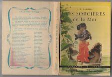 Les sorcières de la mer  L.N. Lavolle Alain d'Orange