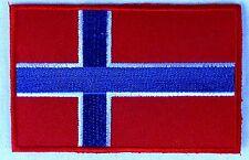 Patch Patch bandera Flag bandera noruega Norway