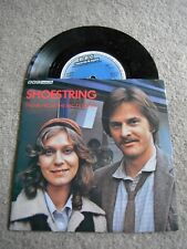 """SHOESTRING OST 7"""" BBC TV DETECTIVE SERIES 1979 EXC"""
