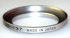 Step-up Metal Stepping Ring 28mm-37mm 28mm Lens to 37mm Filter Hood Cap Japan