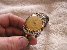 Vintage Basis Sport Watch Great Dial and Lugs Mid-Century Modern