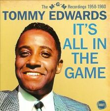 It's All in the Game: The MGM Recordings 1958-1960 by Tommy Edwards (CD,...