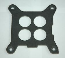 """HOLLEY 4 BARREL 4150 4160 MODEL BASE TO INTAKE GASKET/INSULATOR  .212"""" THICK NEW"""