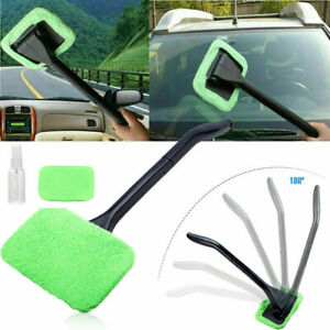 Windshield Clean Car Auto Wiper Cleaner Glass Window Tool Brush Kit New US
