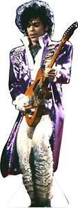 "Prince - Purple Rain Tour  63"" Tall Life Size Cardboard Cutout Standee"