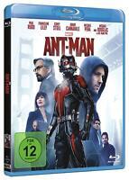 Ant-Man / Marvel [Blu-ray/NEU/OVP] Paul Rudd, Michael Douglas, Evangeline Lilly,