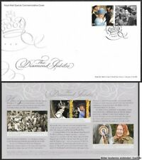 GB 2012  Diamond Jubilee. Commemorative Cover. Used