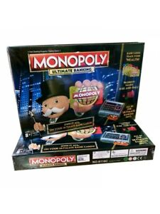 Monopoly Ultimate banking electronic edition
