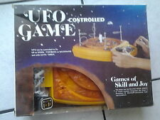 Ufo Controlled Game (Altes Taiwan Spielzeug)Vintage ovp. top