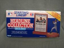 1992 Kenner Starting Lineup Headline Collection Ken Griffey Jr Seattle Mariners