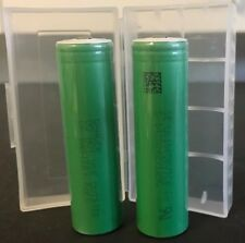 "Brand New ""2"" Authentic Sony US18650VTC5 2600mAh 30A High Drain Battery Button"