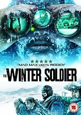 THE WINTER SOLDIER di Joey Curtis DVD in Inglese NEW .cp