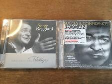 Serge Reggiani [2 CD Alben] Succes & Confidences + Collection / 57 Chansons