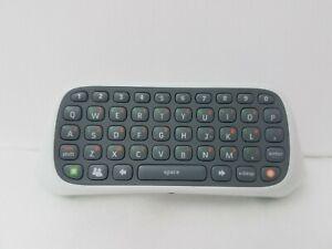 Original Xbox 360 Controller Chatpad Keyboard