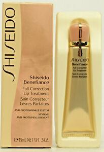 Shiseido Benefiance  15ml  Full Correction Lip Treatment  NEW  Skincare
