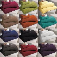 Hampton Luxury Towels / Bath Sheets 100% Egyptian Cotton Super Soft & Absorbent