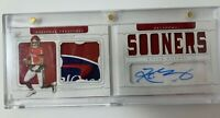 Kyler Murray #6 Of /10 Auto 10, National Treasures Booklet