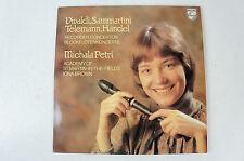 Vivaldi Michala Petri - Vivaldi Concert 9500714 Philips Schallplatte LP 31