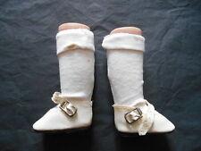 1 Paire Jambes Porcelaine Poupées + accessoires