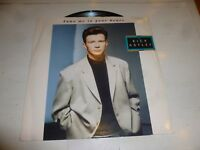"""RICK ASTLEY - Take Me To Your Heart - 1988 UK 3-track 12"""" Vinyl Single"""