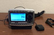 Sirius Sportster R Sp-R2 Satellite radio receiver with Lifetime subscription