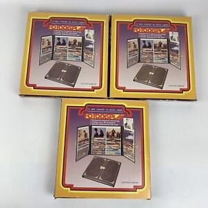 Lot Of 3 NEW Vintage Fotodisplay Photo Album Holds 250 pictures New in Box