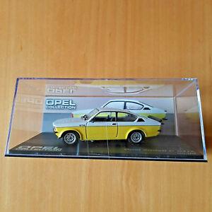 Opel Collection Nr. 10 - Kadett C GT/E - 1:43