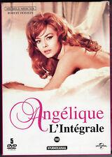 COFFRET 5 DVD ANGELIQUE L'INTEGRAL