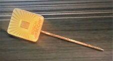 Bosch Anstecknadel Mikrochip 80er Jahre 13x15mm ORIGINAL