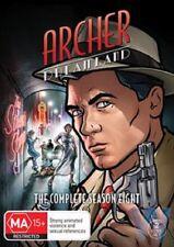 PREORDER - ARCHER - COMPLETE SEASON 8   -  DVD -  UK Compatible - sealed