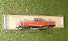 N-GAUGE RAILWAY KATO DIESEL LOCOMOTIVE 702 DD51