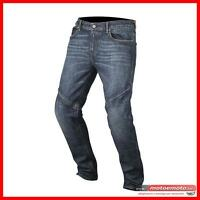 Alpinestars Jeans Moto Copper Out Tech Denim Dark R Kevlar Protezioni Pantaloni