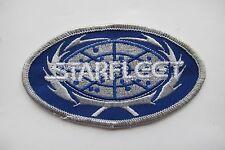 "4-1/2"" STAR TREK STARFLEET Embroidery Appliqué Patch---003"