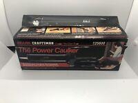 Vintage Craftsman Sears Power Caulker Caulking Gun Never Used
