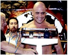 BAS RUTTEN Signed Autographed UFC MMA 8X10 PIC.