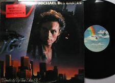 Rock Lp Michael Des Barres Somebody Up There Likes Me On Mca