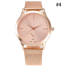 Damenuhr Herren Uhr Edelstahl Armband Quarz Analog Armbanduhren Paar Watches