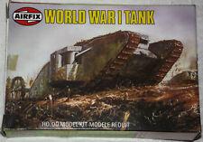 Vintage Airfix 1916 MK.1 Tank H0/00 Scale Model Kit WW1 61315-4
