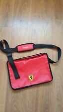 Official Ferrari Shoulder Bag Limited Edition school messenger satchel bag Rome