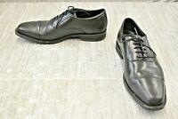 ECCO Calcan Cap Toe 640744 Dress Shoes, Men's Size 9-9.5M, 43EU, Black