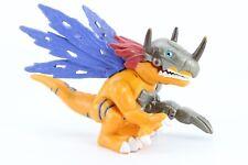 BANDAI DIGIMON GREYMON Digital Monsters METALGREYMON 1999 Toy FIGURE