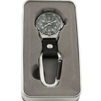 Dakota Backpacker Series Aluminum Lightweight Champ Watch Carabiner 2844