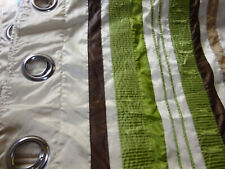 """Ring Top Lined Curtains 66"""" x 88"""""""