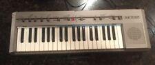 Bontempi Master X 301 Vintage 1980's Italian Keyboard Excellent Works Great!