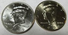 1996-PD Kennedy Halves (#125HH)